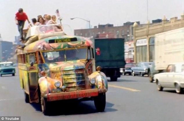 Поездка на магическом автобусе