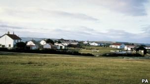 Фолклендские острова находятся под юрисдикцией Великобритании с 1833 года
