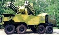 Универсальный зенитный ракетно-артиллерийский комплекс Панцирь-С1(SA-XX)