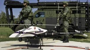 """Помимо военных беспилотников, есть еще и """"гражданские"""": для поливки полей, например"""
