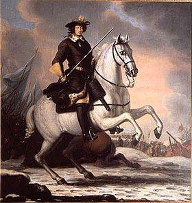 9-й король Швеции, Готов и Вендов 23 февраля 1660 — 15 апреля 1697 Коронация: 28 сентября 1675