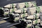 Китайские ракеты Dong-Feng 21способны нести ядерные заряды