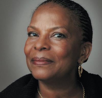 """Многообещающая"" улыбка: министр юстиции Франции Christiane Taubira"