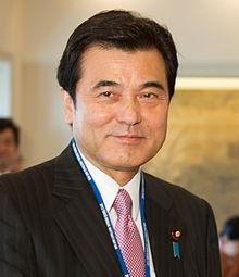 Министр финансов Японии Корики Джоджима