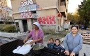 Цыгане в Марселе, на юге Франции. Фото: Getty