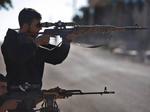 Сирийские мятежники занимают Голанские высоты