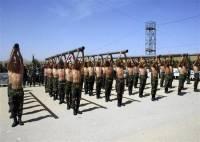 Силы, верные президенту Сирии Башару аль-Асаду, празднуют 67-ю годовщину независимости, от французских колонизаторов, покинувших страну в 1946 году.