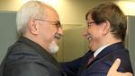 Иранский и турецкий министры иностранных дел - близкие друзья