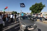 Лидеры движения автономии встретились в небольшом городе Адждабия, чтобы выбрать правительство