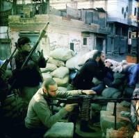 Боевики ССА
