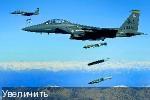 На фото истребитель F-15
