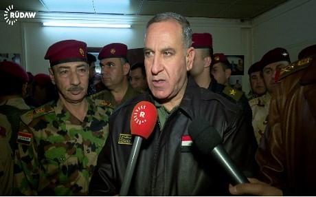 Ревизионная комиссия иракского парламента утверждает, что министр обороны Халид аль-Обайди должен быть привлечен к ответственности. Фото: Rudaw