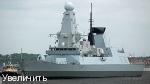 Британский эсминец HMS Duncan