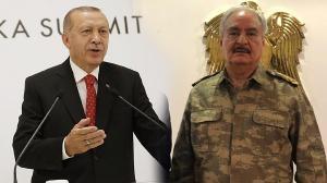 Эрдоган и Хафтар