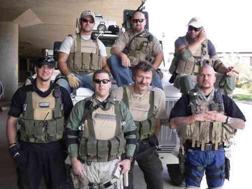 Псы войны: Наемники в Афганистане.