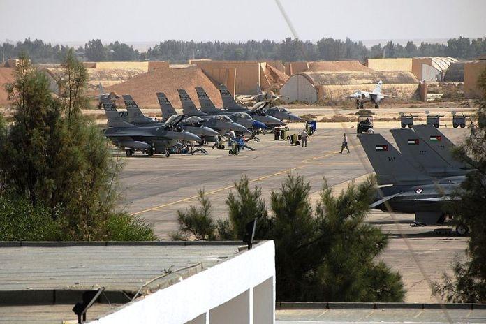 Авиабаза США в Иордании [Источник: enroyanews.tv]