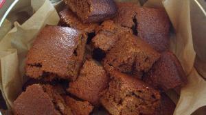 Традиционный йоркширский торт паркин