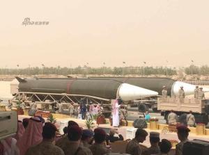 Китайская ракета DF3 в Саудовской Аравии дальностью 3300км, ракеты, которые могут нести только ядерное оружие, без возможности использования обычных боеголовок